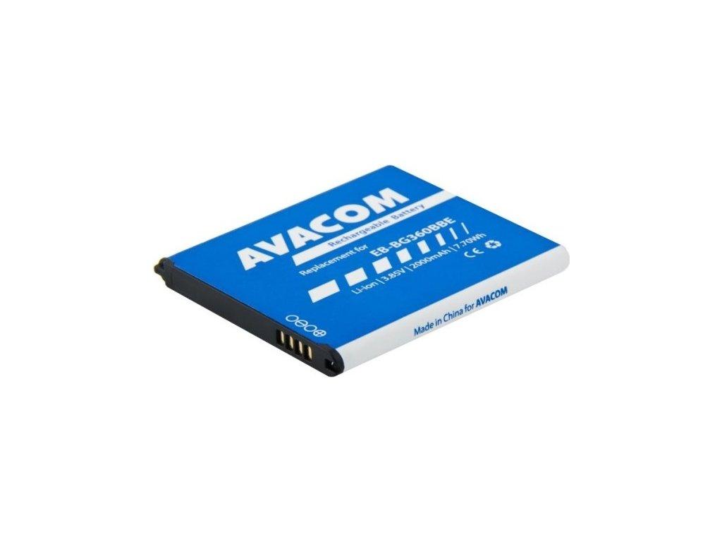 Baterie Avacom pro Samsung Galaxy Ace 4, Li-Ion 3,8V 1900mAh, (náhrada EB-BG357BBE)