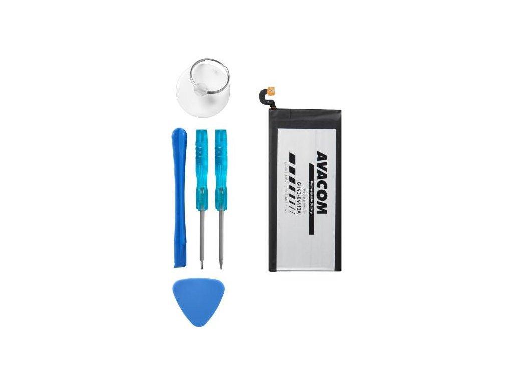 Baterie Avacom pro Samsung Galaxy S6, Li-Ion 3,85V 2550mAh (náhrada GH43-04413A)
