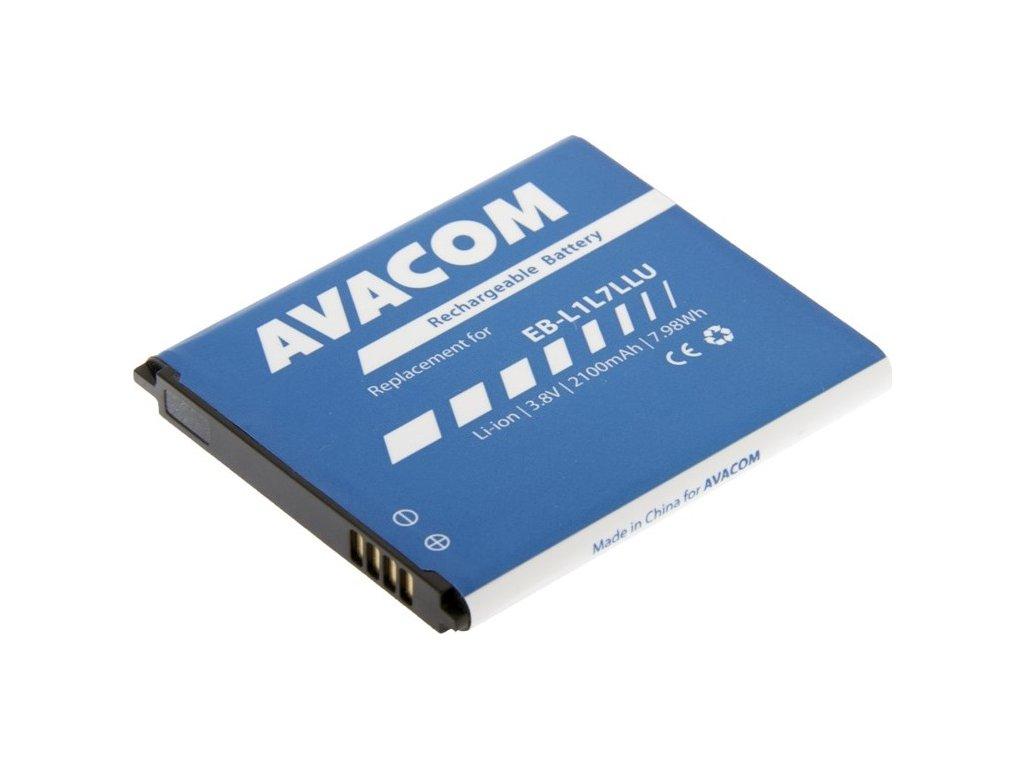 Baterie Avacom Samsung I9260 Galaxy Premier Li-Ion 3,8V 2100mAh (náhrada EB-L1L7LLU)