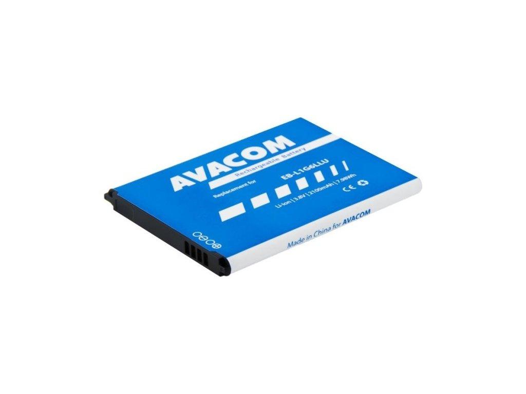 Baterie Avacom pro Samsung Galaxy S3, Li-Ion 2100mAh (náhrada EB-L1G6LLU)