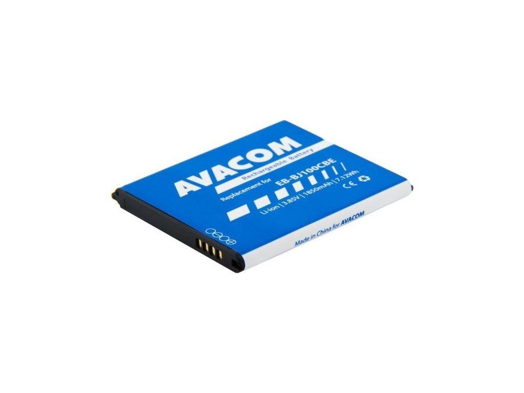 Baterie Avacom pro Samsung Galaxy J1, Li-Ion 3,85V 1850mAh, (náhrada EB-BJ100CBE)