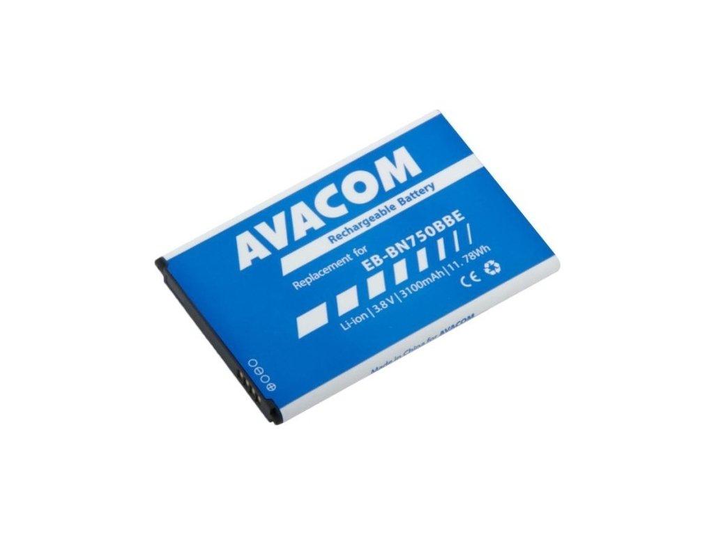 Baterie Avacom pro Samsung Note 3 Neo, Li-Ion 3,8V 3100mAh, (náhrada EB-BN750BBE)