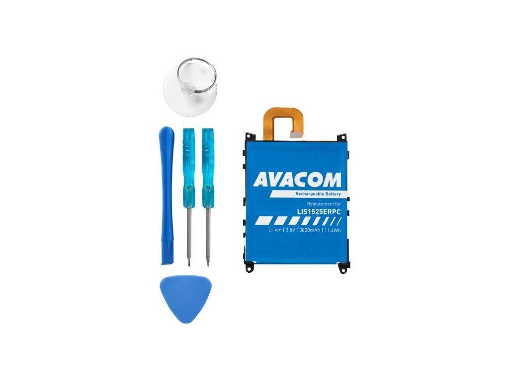 Baterie Avacom pro Sony Xperia Z1, Li-Ion 3,8V 3000mAh (náhrada LIS1525ERPC)