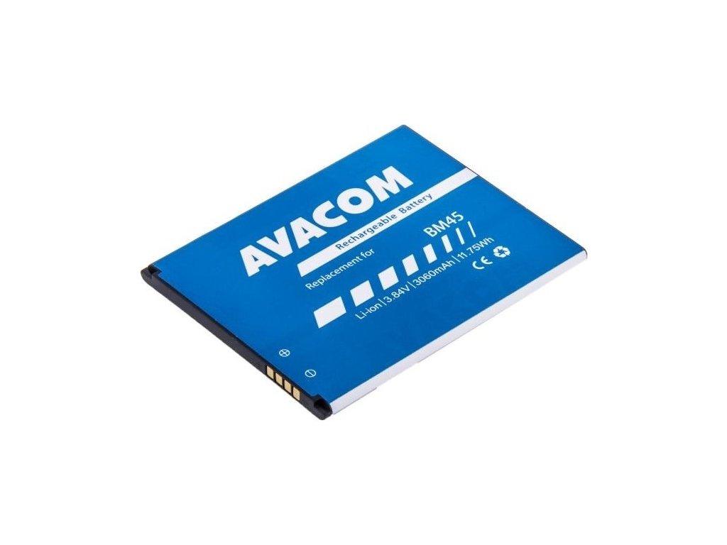 Baterie Avacom pro Xiaomi Redmi Note 2 Li-Ion 3,84V 3060mAh (náhrada BM45)