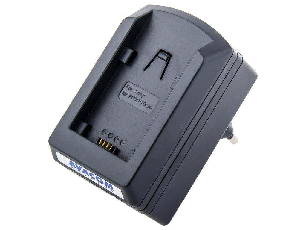 Nabíječka Avacom pro Li-ion akumulátor Sony serie info P, H, V - ACM55