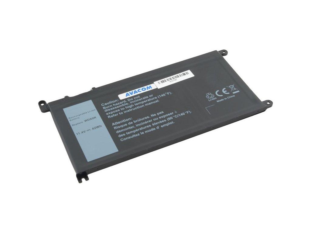 Baterie Avacom Dell Inspiron 15 5568, 13 5368 Li-Ion 11,4V 3684mAh 42Wh