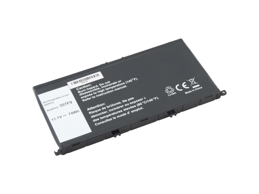 Baterie Avacom pro Dell Inspiron 15 7559, 7557 Li-Ion 11,4V 6491mAh 74Wh