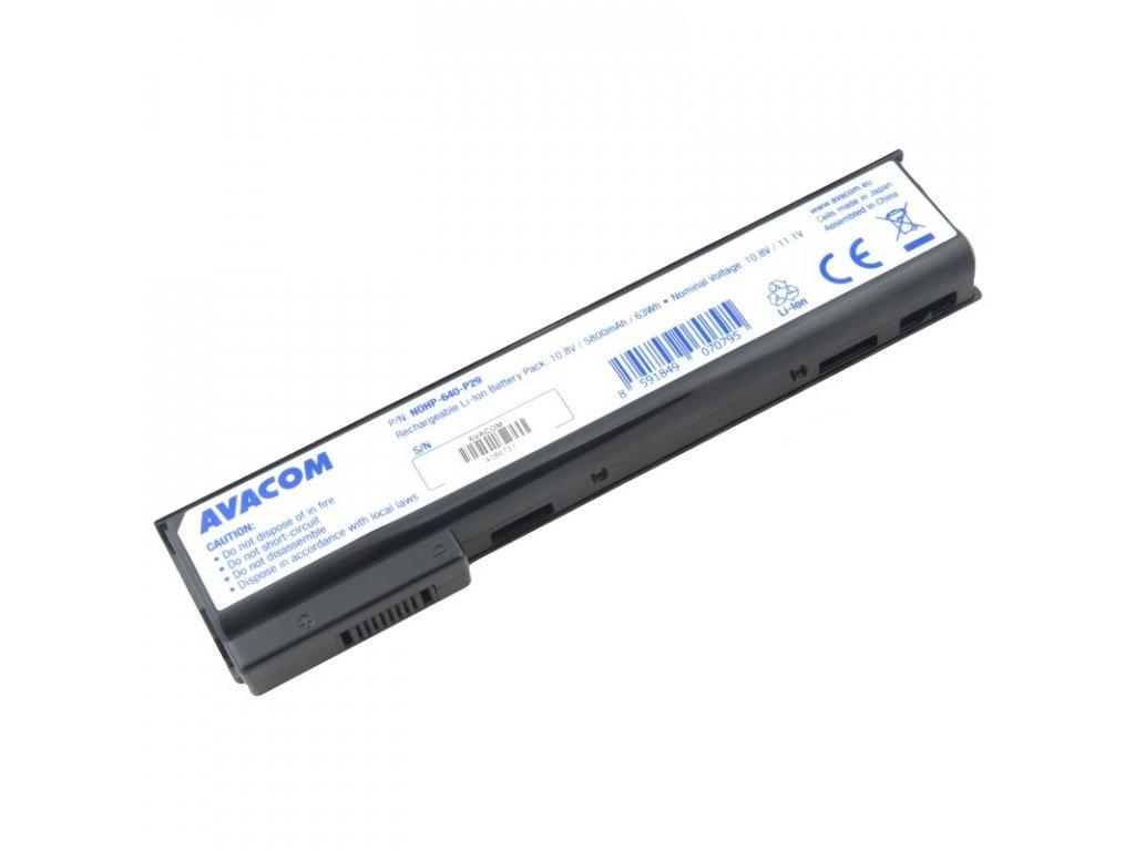 Baterie Avacom HP ProBook 640/650 Li-Ion 10,8V 5800mAh