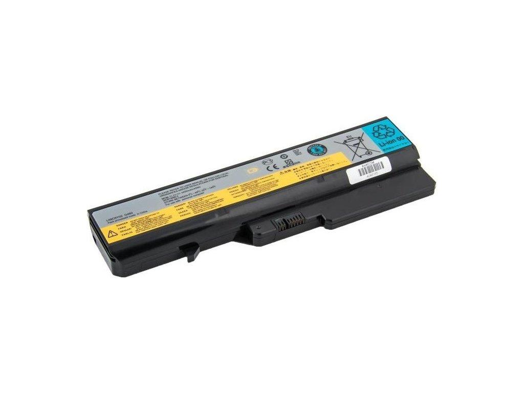 Baterie Avacom pro Lenovo G560, IdeaPad V470 series Li-Ion 10,8V 4400mAh