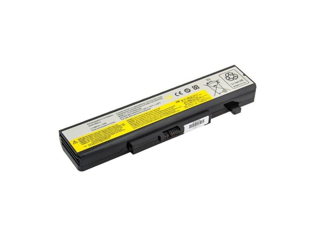 Baterie Avacom pro Lenovo IdeaPad G580, Z380, Y580 series Li-Ion 11,1V 4400mAh