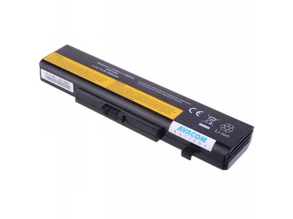 Baterie Avacom pro Lenovo IdeaPad G580, Z380, Y580 series Li-Ion 11,1V 5200mAh/58Wh