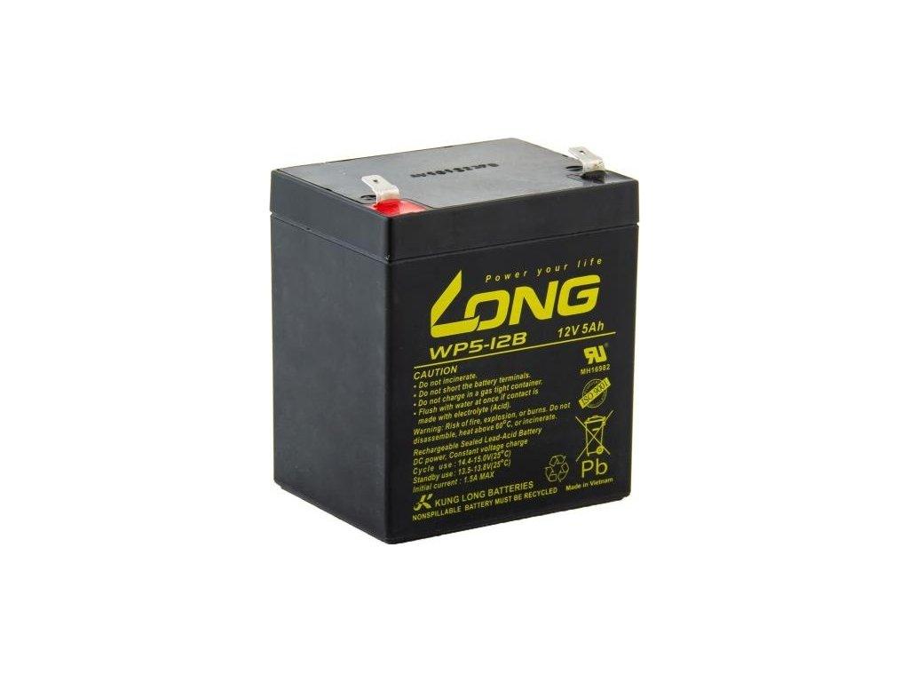 Olověný akumulátor Avacom Long 12V 5Ah F2 (WP5-12 F2)
