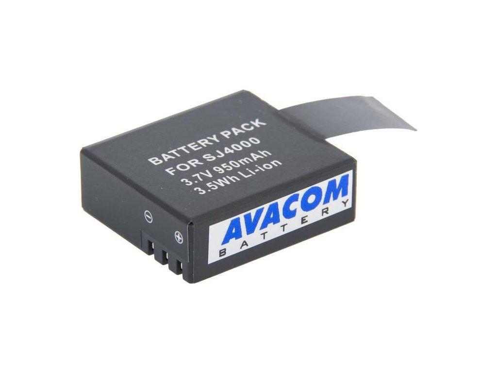 Baterie Avacom pro SJ CAM SJ4000, 3.7V 950mAh
