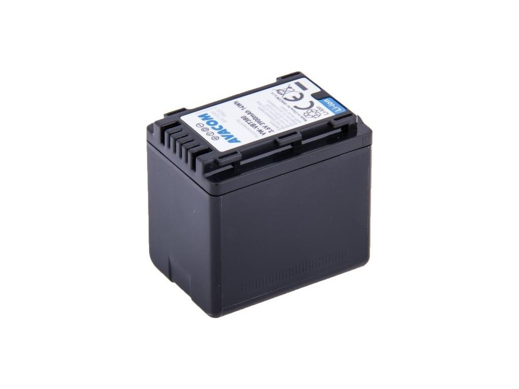 Baterie Avacom Panasonic VW-VBT380 Li-Ion 3.6V 3900mAh 14Wh