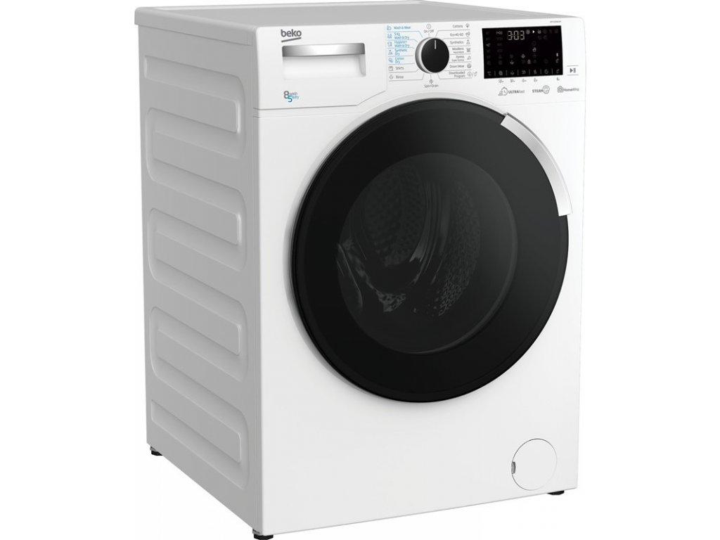 Pračka/sušička Beko HTV 8746 XF