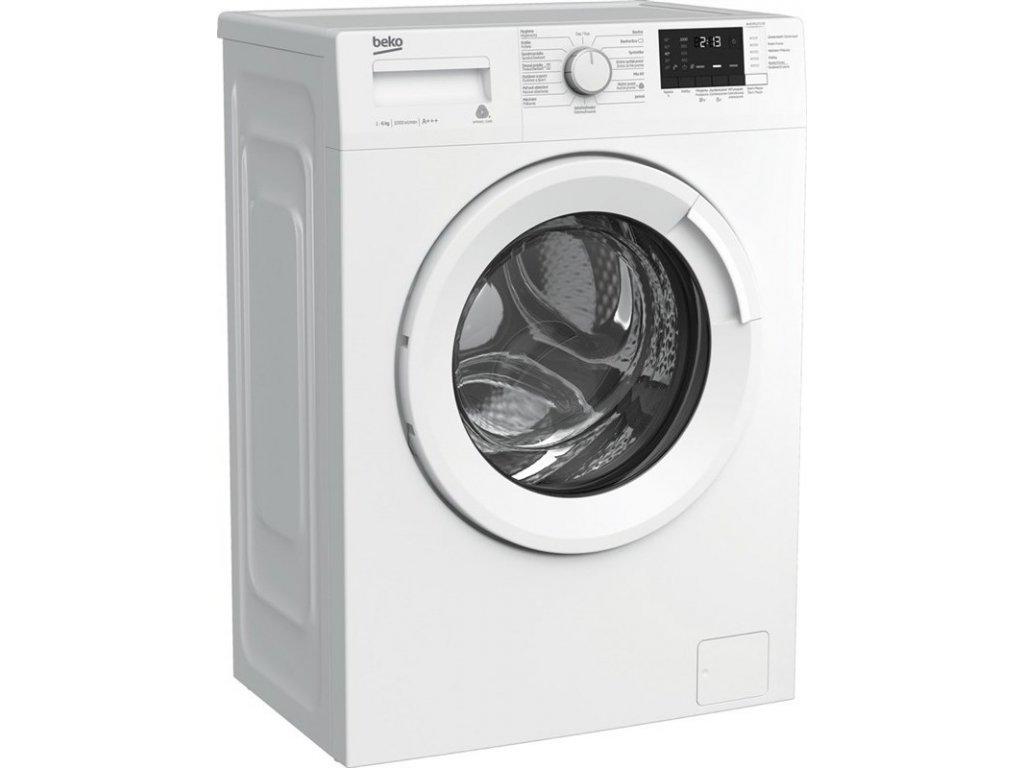 Pračka BEKO WUE 6512 CS X0