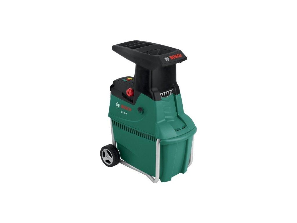 Drtič zahradního odpadu Bosch AXT 25 TC, zahradní