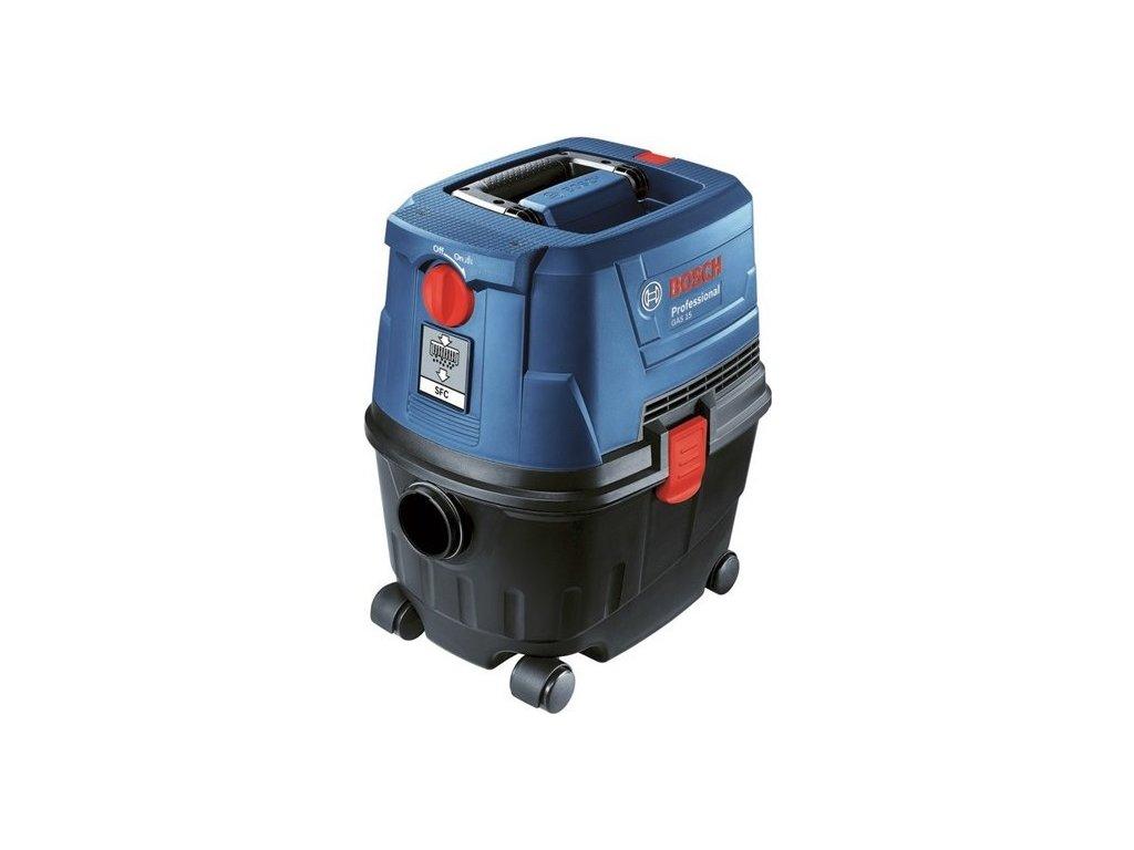 Průmyslový vysavač Bosch GAS 15 PS
