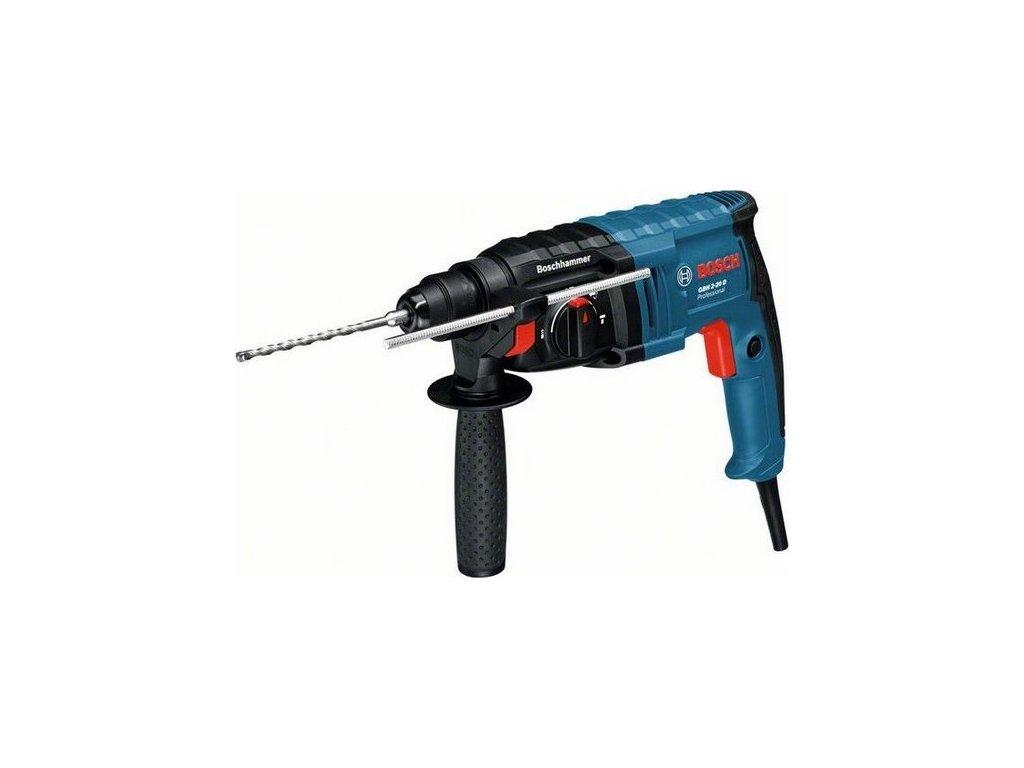 Kladivo vrtací Bosch GBH 2-20D Professional SDS-plus, 061125A400