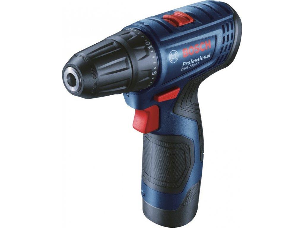 Aku vrtačka Bosch GSR 120-LI