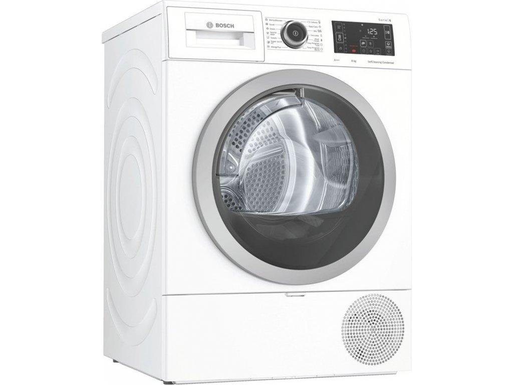 Sušička prádla Bosch WTW876LBY kondenzační