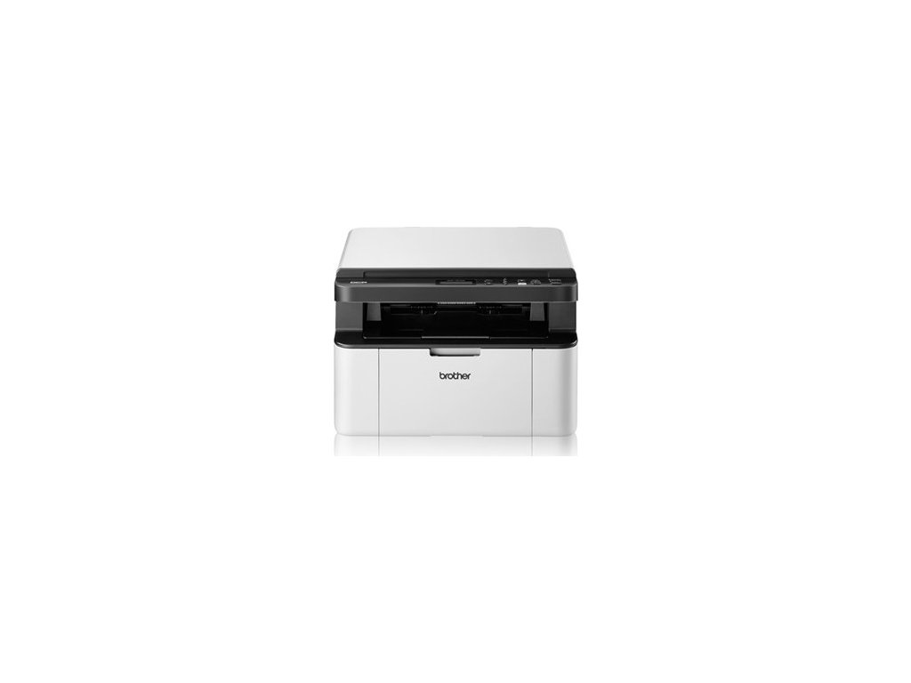 Tiskárna multifunkční Brother DCP-1610WE A4, 20str./min, 32 MB, WF, USB - bílá