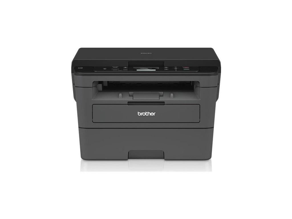 Tiskárna multifunkční Brother DCP-L2512D A4, 30str./min, 1200 x 1200, automatický duplex,  - černá