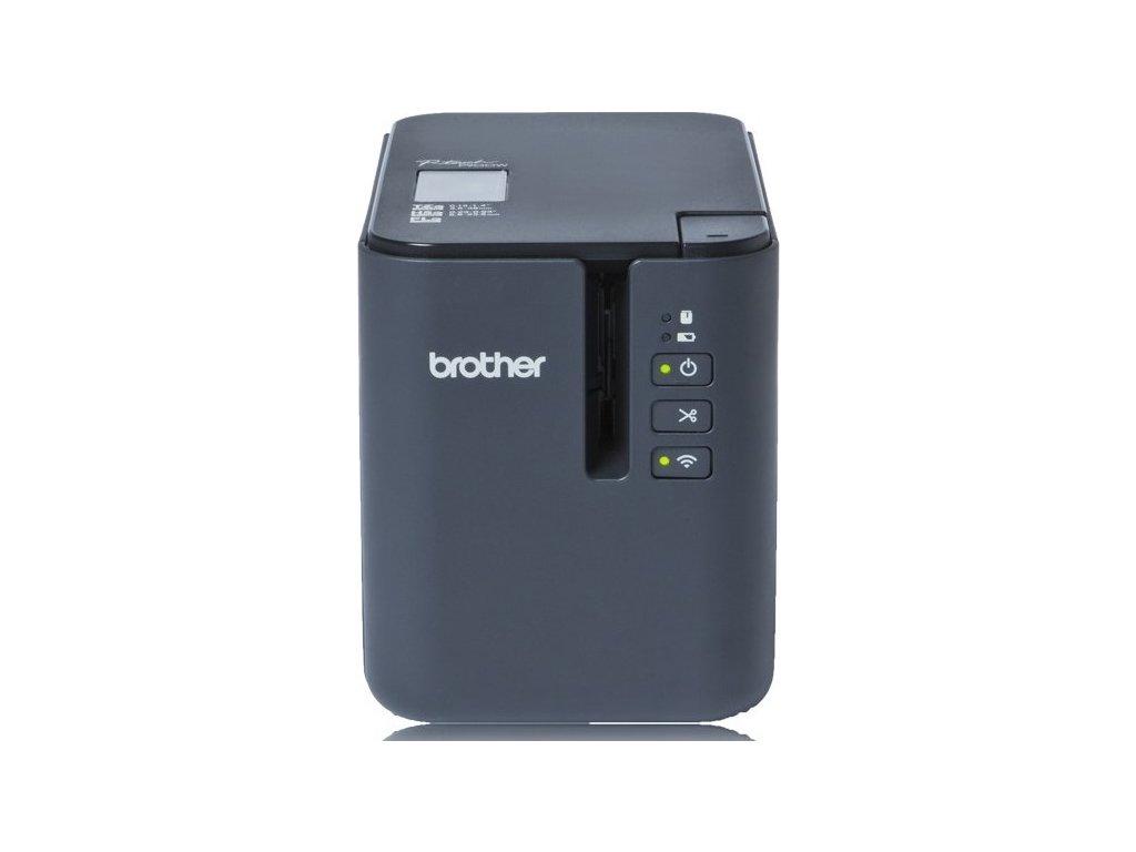 Tiskárna štítků Brother PT-P900W USB 2.0, Wi-Fi