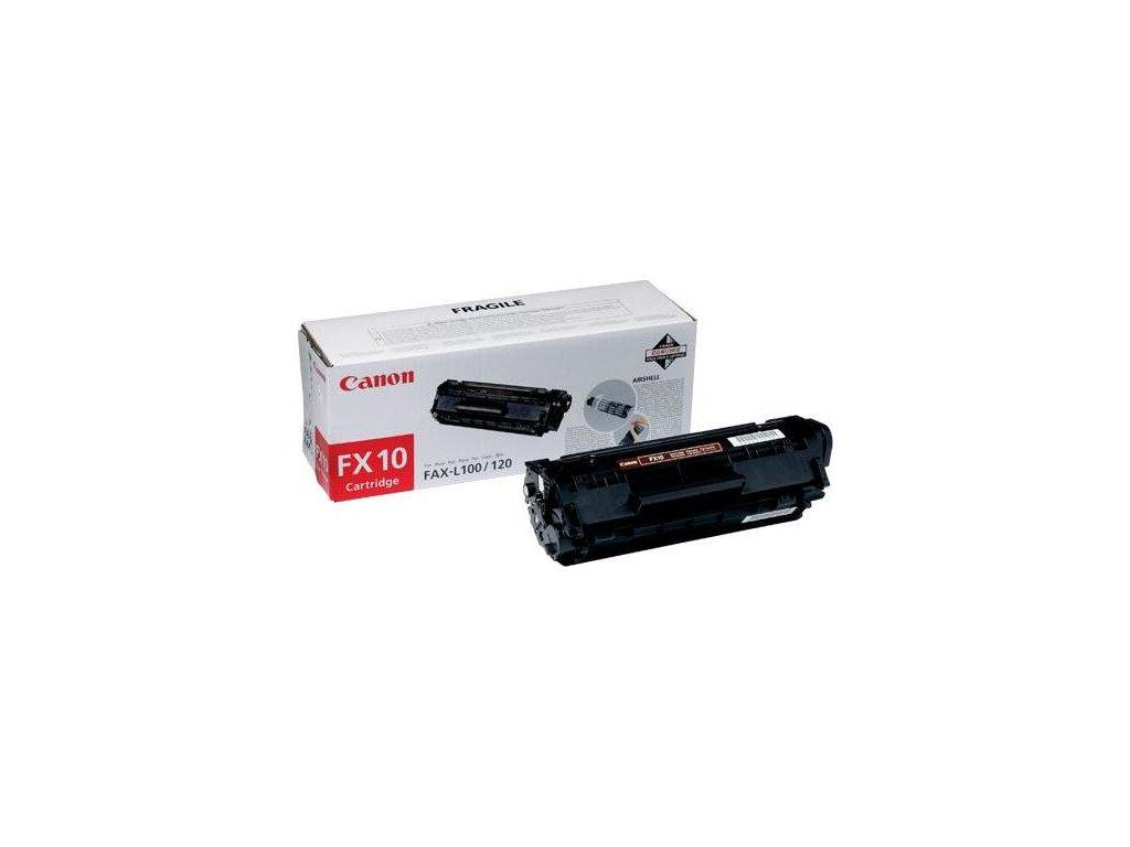 Toner Canon FX10, 20000 stran originální - černý