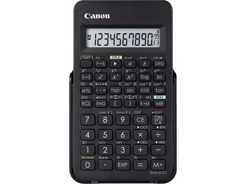 Kalkulačka Canon F-605G - černá
