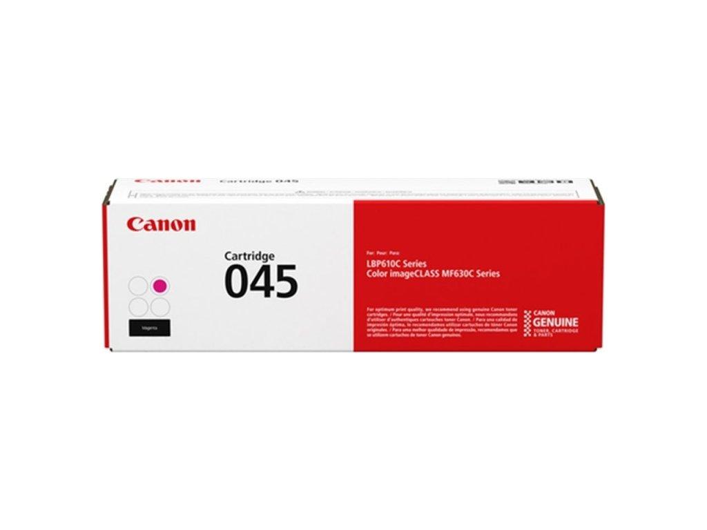 Toner Canon CRG 045 M, 1300 stran, originální - červený