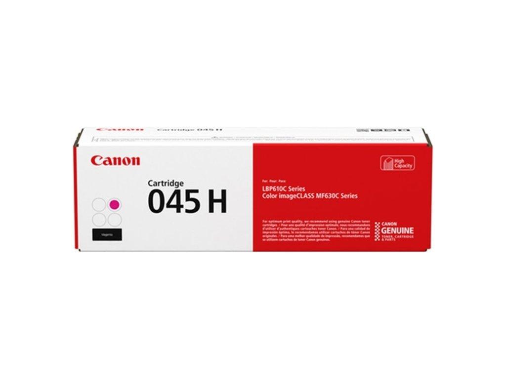 Toner Canon CRG 045 H M, 2200 stran, originální - červený
