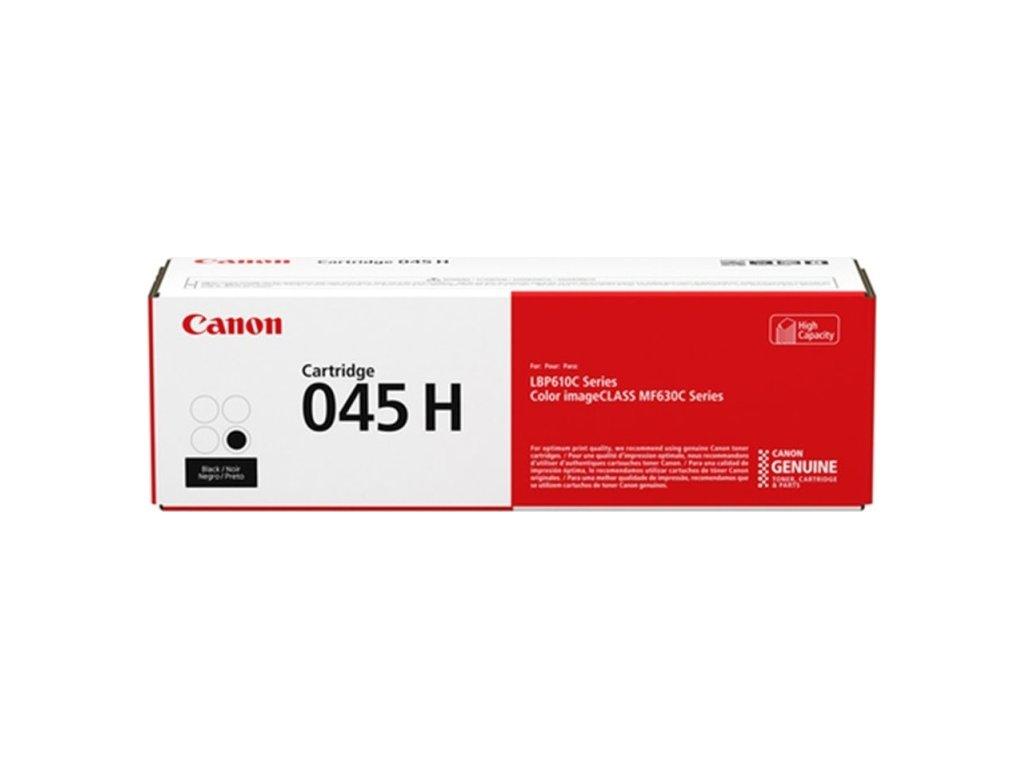 Toner Canon CRG 045 H BK, 2800 stran, originální - černý