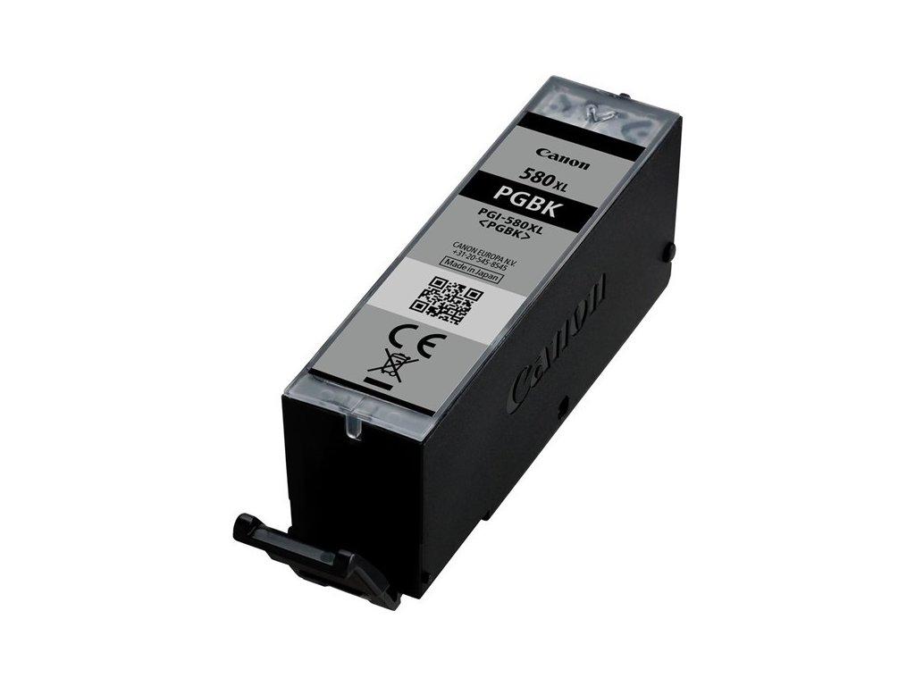 Inkoustová náplň Canon PGI-580XL PGBK BL originální