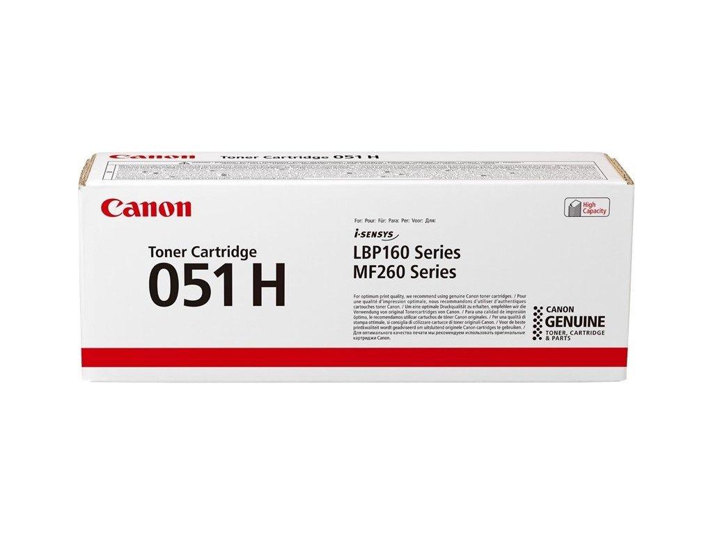 Toner Canon CRG 051 H, 4100 stran - černý