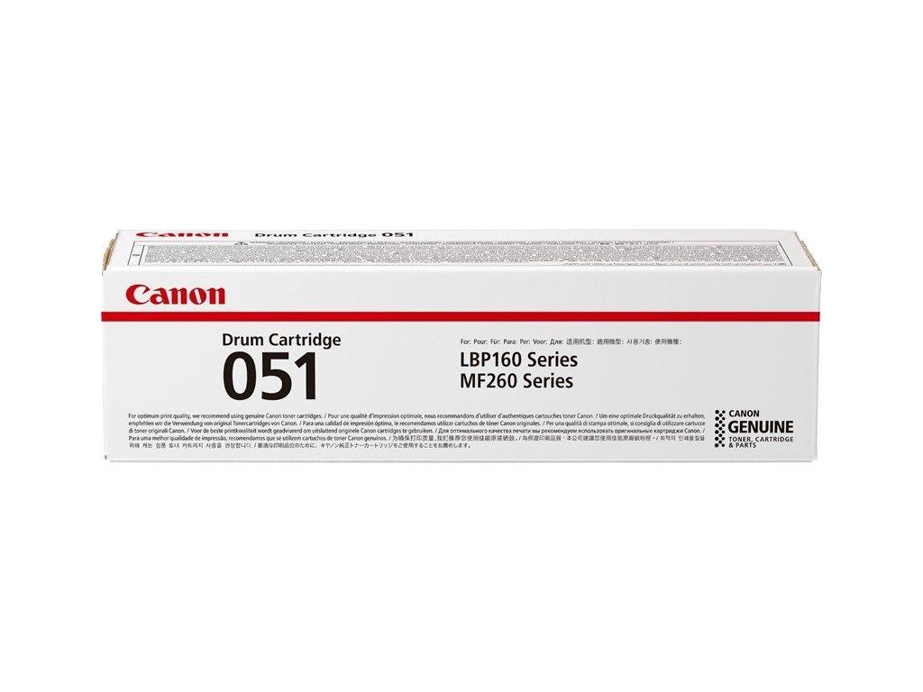 Válec Canon CRG 051, 23 000 stran - černý
