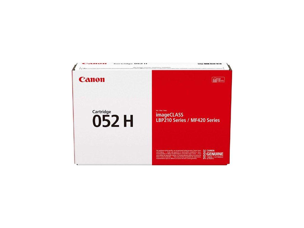 Toner Canon 052H, 9200 stran - černý