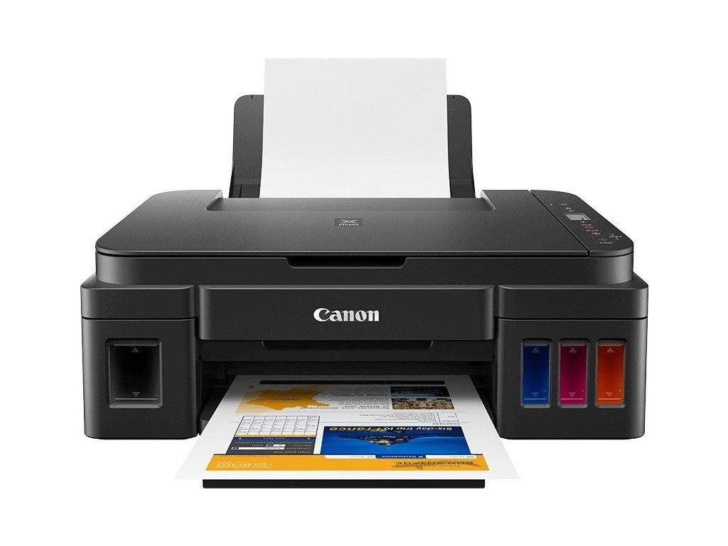 Tiskárna multifunkční Canon PIXMA G2411 A4, 8str./min, 5str./min, 4800 x 1200, USB