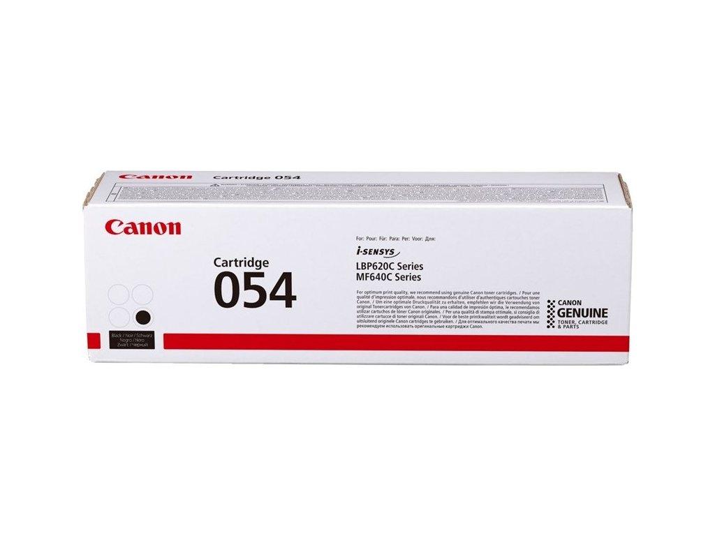 Toner Canon CRG 054, 1500 stran originální - černý