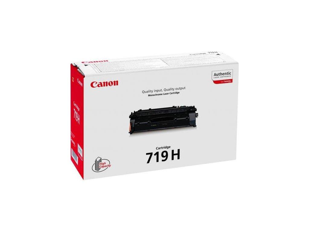 Toner Canon CRG-719 H, 6400 stran originální - černý
