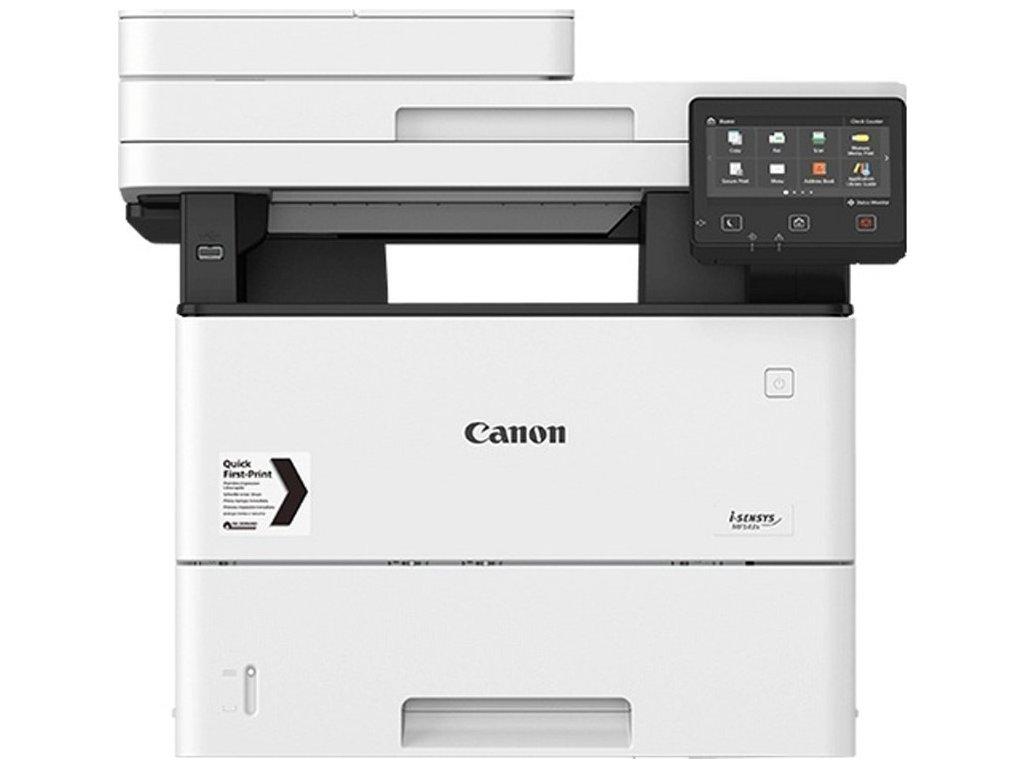 Tiskárna multifunkční Canon i-SENSYS MF542x A4, 43str./min, 600 x 600, automatický duplex, WF,