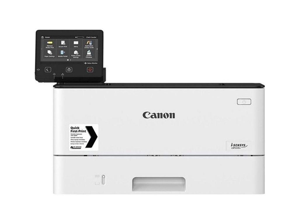 Tiskárna laserová Canon i-SENSYS LBP228x A4, 38str./min, 600 x 600, 1 GB, WF,