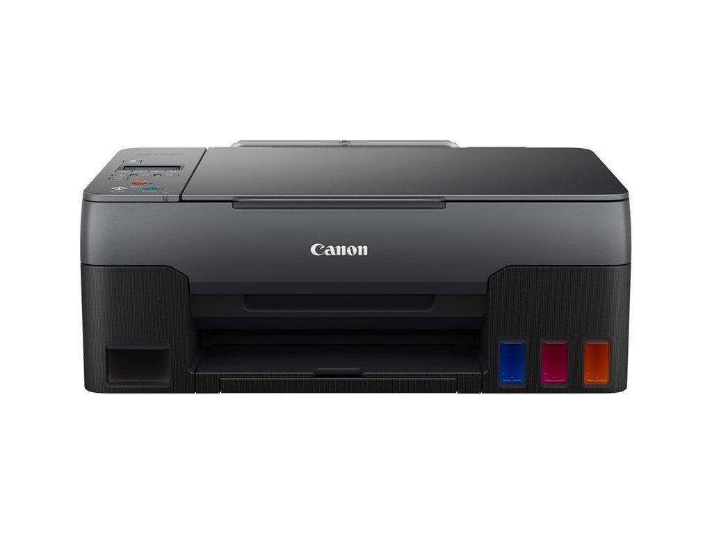Tiskárna multifunkční Canon PIXMA G2420 A4, 10str./min, 6str./min, 4800 x 1200, manuální duplex,  - černá