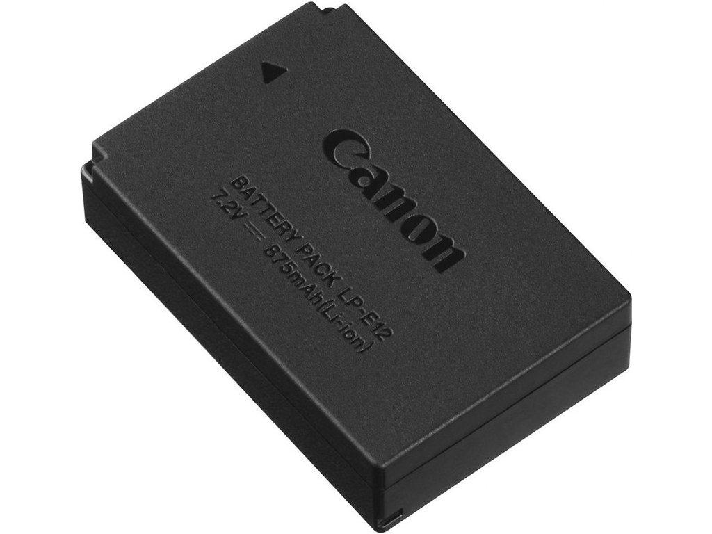 Baterie Canon LP-E12