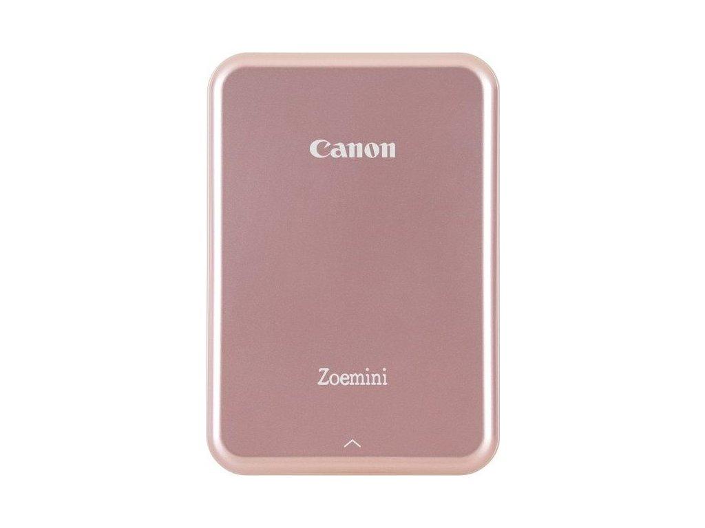 Fototiskárna Canon Zoemini, růžová/bílá