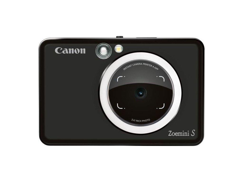 Fotoaparát Canon Zoemini S, černý