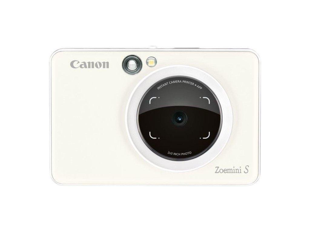 Fotoaparát Canon Zoemini S, bílý