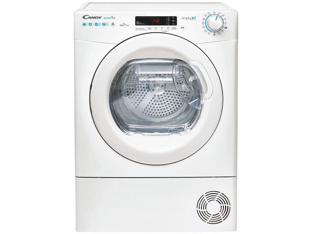Sušička prádla Candy CSO H7A2DE-S
