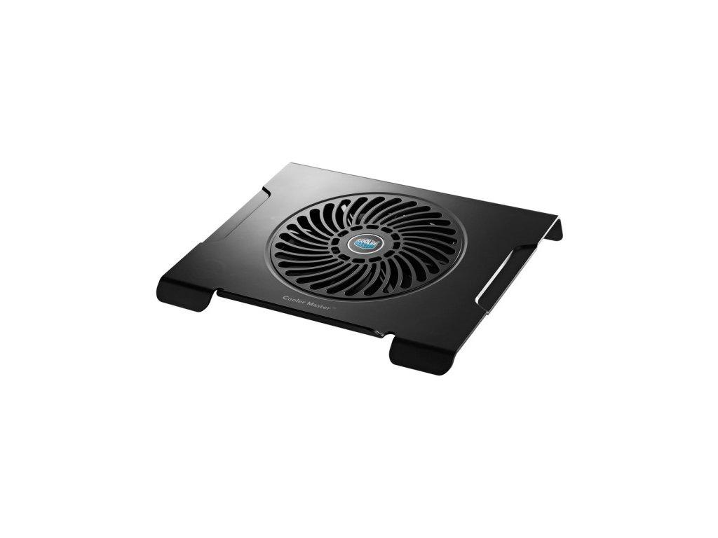 """Chladící podložka pro NTB Cooler Master NotePal CMC3 pro 12"""" - 15"""" - černá"""