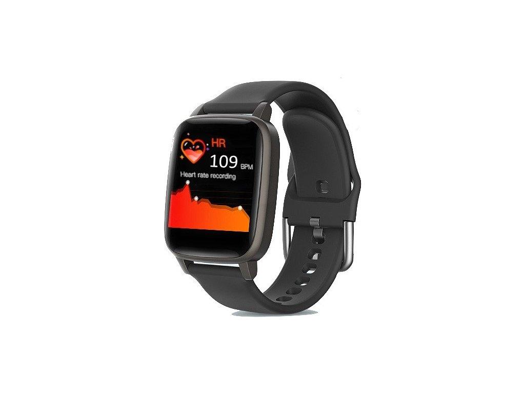 Chytré hodinky Carneo Soniq+ - černá